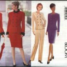 Butterick Sewing Pattern 5694 Misses Size 18-20-22 Classic Suit Double Breasted Jacket Skirt Pants