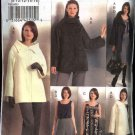 Vogue Sewing Pattern 8524 Misses Size 8-16 Easy Wardrobe Jacket Knit Top Dress Skirt Pants