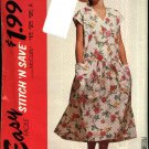 McCall's Sewing Pattern 5913 Misses Size 10-16 Easy Sleeveless Dropped Waist Summer Dress