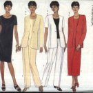 Butterick Sewing Pattern 5945 Misses Size 20-24 Classic Wardrobe Jacket Top Dress Skirt Pants