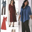 Simplicity Sewing Pattern 2336 Misses Size 10-18 Khaliah Ali Wardrobe Dress Top Pants Skirt Jacket