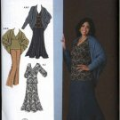 Simplicity Sewing Pattern 2773 Plus Sizes 18W-24W Skirt Pants Top Jacket Khaliah Ali