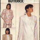 Butterick Sewing Pattern 3691 Misses Size 8-12 Easy Family Circle Long Sleeve Unlined Jacket