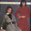 Butterick Sewing Pattern 6111 Misses Size 12-16 Classic Shirtwaist Button Front Long Sleeve Dress