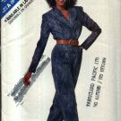 Butterick  Sewing Pattern 6527 752 Misses Size 6-14 Easy Long Sleeve Top Pants