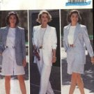 Butterick Sewing Pattern 6651 Misses Size 12-16 Easy Jacket Walking Shorts Pants Pullover Top
