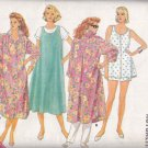 Butterick Sewing Pattern 3915 Misses Size 6-14 Easy Maternity Wardrobe Dress Pants Shorts Top