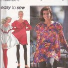 Simplicity Sewing Pattern 8076 Misses Size 6-16 Easy Pullover Loose Fitting Topss Leggings