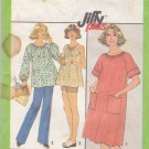 Simplicity Sewing Pattern 8381 Misses Size 14 Maternity Pullover Dress Top Suntop