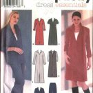 Simplicity Sewing Pattern 9322 Misses Size 16-22 Wardrobe Jumper Dress Tunic Pants