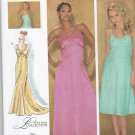 Simplicity Sewing Pattern 4215 Misses' Sizes 6-14 Evening Gown Prom Formal Long Short Dress