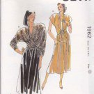 Kwik Sew Sewing Pattern 1962 Misses Size XS-L Gathered Pull-on Skirt Tie Front Top Sleeve Options