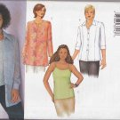 Butterick Sewing Pattern 3040 Women's Plus Size 20W-24W Easy Blouse Tunic Camisole Twin-Set