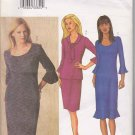 Butterick Sewing Pattern 3189 Misses Size 18-22 Easy Knit Straight Dress Skirt Tops