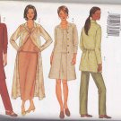 Butterick Sewing Pattern 3348 B3348 Misses Size 20-24 Easy Wardrobe Jacket Skirt Top Pants Duster