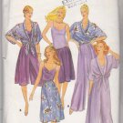 Butterick Sewing Pattern 4122 Misses Size 8 Easy Camisole Top Skirt Culottes Split Skirt Gauchos