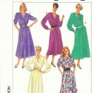 Simplicity Sewing Pattern 7800 Misses Size 6-10 Easy Classic Flared Skirt Dress