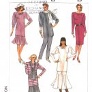 Simplicity Sewing Pattern 8298 Misses Size 8-14 Knit Wardrobe Dress Tunic Scarf Skirt Pants