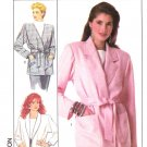 Simplicity Sewing Pattern 8803 Misses Size 6-12 Easy Unlined Cardigan Jacket Notched Shawl Collar