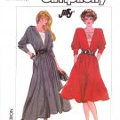 Simplicity Sewing Pattern 8172 Misses Size 10-16 Long Sleeve Gathered Skirt Dress