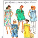 Simplicity Sewing Pattern 8720 Misses Size 14 Maternity Summer Dress Top Pants Shorts Top