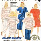 McCall's Sewing Pattern 3105 Misses' Size 22-24 Lnit Wardrobe Top Skirt Pants Shorts