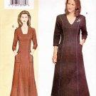 Vogue Sewing Pattern 7472 Misses Size 16-22 Easy Sandra Betzina Pullover Princess Seam Knit Dress