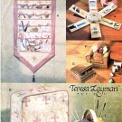 Vogue Sewing Pattern 9661 V9661 Craft Teresa Layman Sewing Room Accessories Hams Pincushion