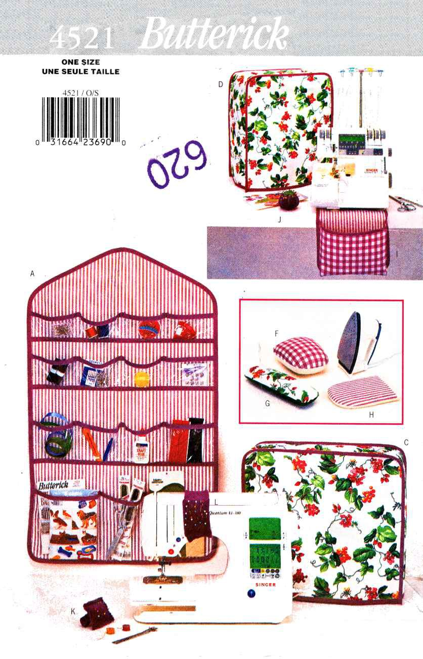 Butterick Sewing Pattern 4521 101 Designer Sewing Room