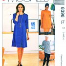 McCall's Sewing Pattern 8396 Misses Size 12-16 Easy SewNews Dress Tunic Skirt Pants