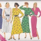 Butterick Sewing Pattern 4102 Misses Size 12-16 Easy Classic Flared Straight Long Short Dresses