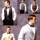 Vogue Sewing Pattern 7488 Men's Size 30-48 Lined Formal Casual Tuxedo Vests