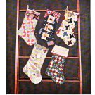 Thimbleberries Memory Christmas Stockings Patchwork  Lynette Jensen LJ92215
