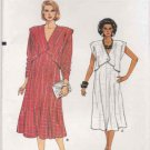 Vogue Sewing Pattern 9235 V9235 Maternity Misses Size 14-18 Pullover Sleeveless Long Sleeve Dress