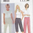 Butterick Sewing Pattern 3015 Misses Size 16-22 Today's Fit Sandra Betzina Easy Pull On Pants