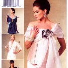 Vogue Sewing Pattern 8694 Misses Sizes 16-22 Easy Formal Wrap Jacket Bolero Shrug