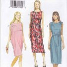Vogue Sewing Pattern 8898 Misses Sizes 16-26 Easy Pullover Knit Dress Shoulder Details