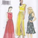 Vogue Sewing Pattern 8901 Misses Sizes 6-14 Easy Sleeveless Summer Long Short Dress