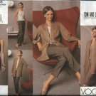 Vogue Sewing Pattern 2686 Misses Size 18-22 Wardrobe Dress Pants Jacket Top Tom Linda Platt