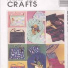 McCall's Sewing Pattern 2226 Crafts Roomy Tote Beach Towel Blanket