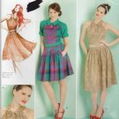 Simplicity Sewing Pattern 1755 Misses Sizes 12-20 Sleeveless Short Sleeve Dress
