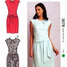 Kwik Sew Sewing Pattern 3578 Misses Sizes XS-XL (approx. 8-22) Sleeveless Knit Dresses