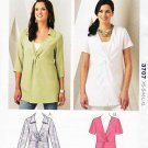 Kwik Sew Sewing Pattern 3707 Misses Sizes XS-XL (approx 8-22) Tunics Tops