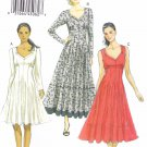 Vogue Sewing Pattern 8920 V8920 Misses Size 16-26 Easy Pullover Knit Lined Dress