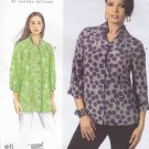 Vogue Sewing Pattern 1385 V1385 Misses'/Women's Plus Size 10-32W Sandra Betzina Easy Top
