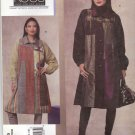 Vogue Sewing Pattern 1146 V1146 Misses' 16-22 Koos Van Den Akker Embellished Long Sleeve Coat