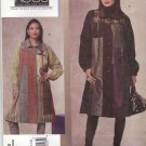 Vogue Sewing Pattern 1146 V1146 Misses' 8-14 Koos Van Den Akker Embellished Long Sleeve Coat