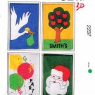 Kwik Sew Sewing Pattern 2237 Decorative Outdoor Flags Party Birth Santa Name