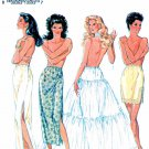 Style Sewing Pattern 2253 Misses Sizes 8-18 Straight Half Slips Length Options Full Wedding Slip