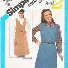 Simplicity Sewing Pattern 5227 Misses Sizes 8 Beginner's Choice Slim Fit Jumper